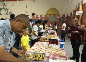 Why I wanted a place at the Iftar table