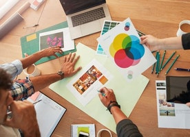 10 Tips on How to become a more Creative Graphic Designer
