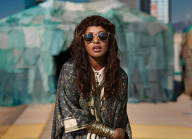 Watch M.I.A. Rock Sustainable Style for H&M! The hottest song for environmental change!