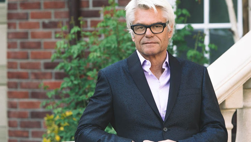 RESIDENT Magazine Celebrated its April Issue with Cover Star Harry Hamlin