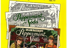 'Diabolo Menthe' in French, 'Peppermint Soda' in English, Melts Hearts