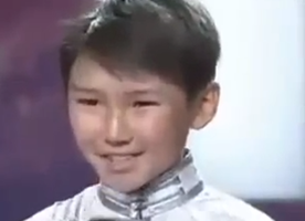 This Mongolian Boy Singing For His Mom Will Bring Tears to Your Eyes. The Most Touching Performance We Have Ever Seen.