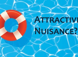 How Do I Keep My Pool from Becoming an Attractive Nuisance?
