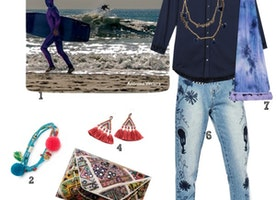 STYLE CHARMER: How to have fun with Boho Style this Spring?