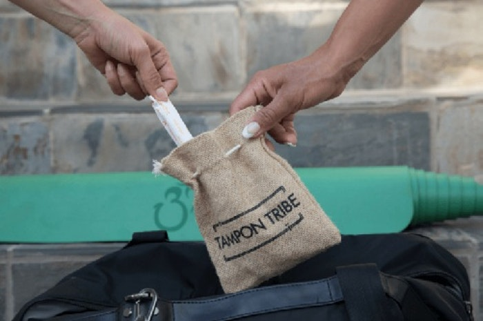 Buy Online Organic Cotton Tampon