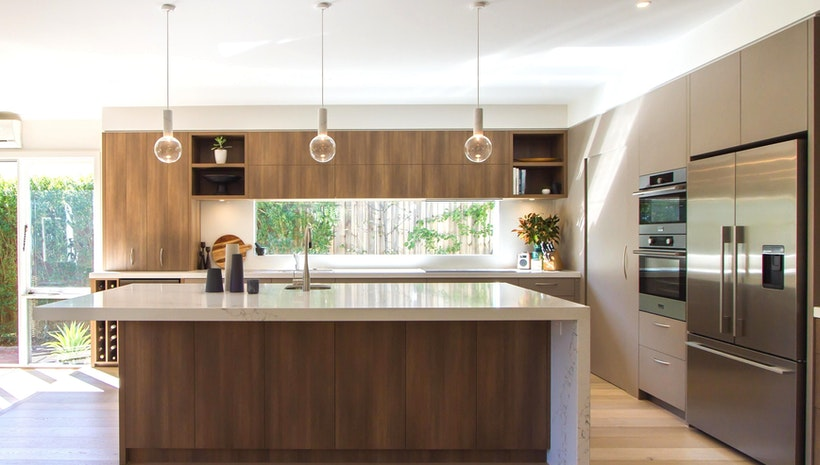 Inspiring Ways to Transform Your Outdated Kitchen into A Sleek Contemporary Space