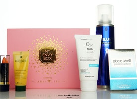 My Envy Box April 2016 Review, Products, Price & Buy Online India - Heart Bows & Makeup - Indian Makeup & Beauty Blog, Indian Fashion Blog, Indian Beauty Blog, Delhi Beauty & Fashion Blog, Indian Skincare Blog, Eye Makeup Tutorials, Product Reviews, OOTD