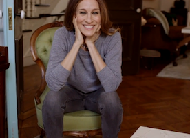 VIRAL VIDEO: Sarah Jessica Parker's NYC Brownstone is Everything We Hoped It Would Be