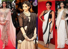 Different Ways Of Draping Sarees Followed By Bollywood