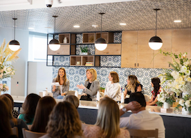 """""""Lessons Learned from Women in Business"""" Panel 