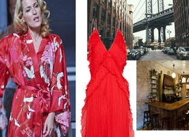 STYLE CHARMER: Gillian Anderson - Woman of the Hour