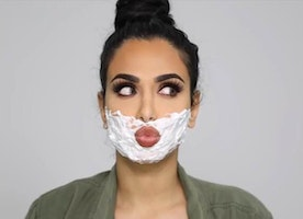 The Very Well Known HudaBeauty (Beauty Blogger) Explains Why We Should Shave Our Face