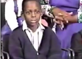 The Kid That Became a Meme
