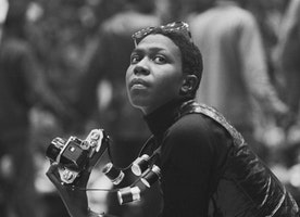 On One Of The Most Incredible Mom's Out There: Afeni Shakur