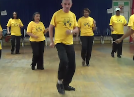 This 70-Year-Old Man Has So Much Life and Soul As He Moves. You Have to Watch Him Dance!