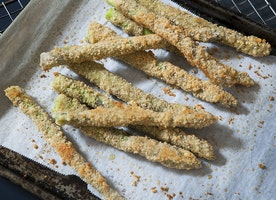 Unrecipe of the Week: Asparagus Frites