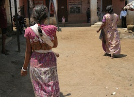 An Indian teen was raped by her father. Village elders had her whipped.