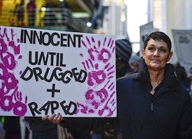 Rape is common. So why don't we believe rape victims?