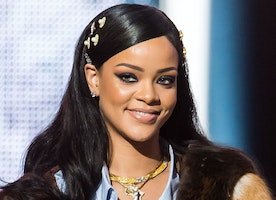 Rihanna's Getting into the College Scholarship Business
