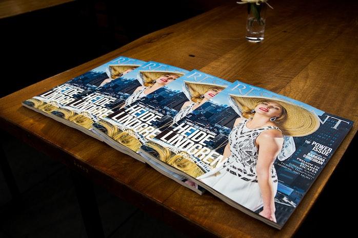 Resident Magazine Hosts Heide Lindgren's Hamptons Cover Party