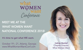 What Women Want 2nd Annual National Conference in October!!