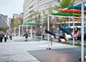 21 Musical Swings that Stop Traffic in Canada by Sending an Important Message to the Public