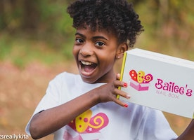 Kids with Real Businesses: Bailee Knighton, CEO and Founder of Bailee's Nail Box