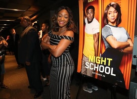 Kevin Hart and Tiffany Haddish Comedy 'Night School' Opening Night Film at UrbanWorld