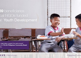 TELUS International Philippines Community Board seeks to fund health, environment, and education initiatives