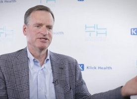 Video Blog: Behind the Scenes at HLTH, Mark Ganz on Health Care Transformation