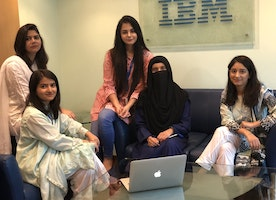 Things We've Learned as Female Technical Graduates in the IBM Brighter Blue Program
