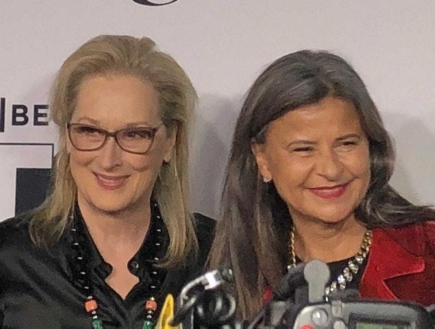Tribeca TV Festival Day 2: Meryl Streep, Tracey Ullman, Adam Brody, Mira Sorvino, & More!