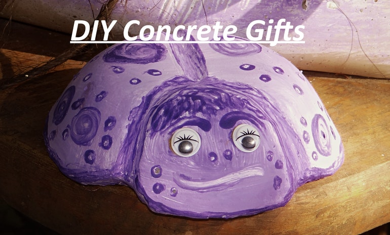 Unique Concrete Gifts for Your Home and Garden