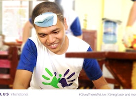 Giving back and moving forward: TELUS International Philippines employees give back to alma mater