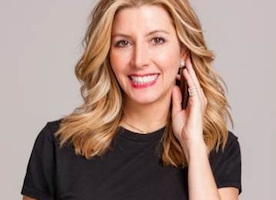 Boss Ladies: Sara Blakely, Founder of Spanx