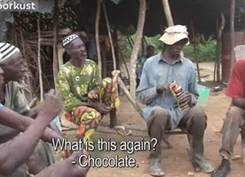 These Cocoa Farmers Taste Chocolate for the Very First Time After Years of Labor