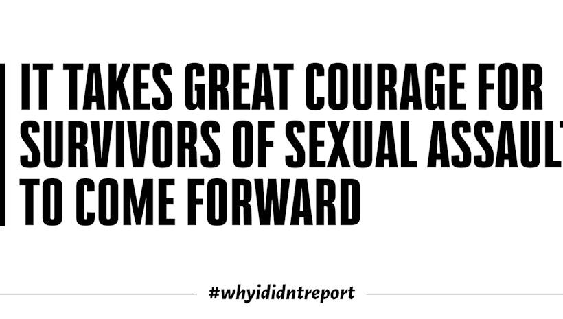 Organisations speak out in defense of sexual assault survivors