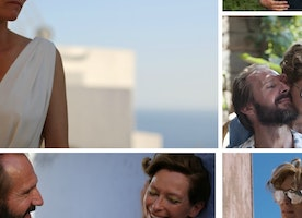 STYLE CHARMER: Weekend at the Movies - A Bigger Splash