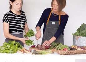 Love Affair With Food--Stefanie Sacks Talks Food