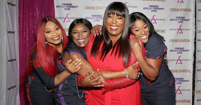 The 2018 Star-Studded Finding Ashley Stewart Finale Event on September 15, 2018