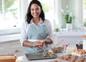 Ayesha Curry found the perfect job with Honest Company