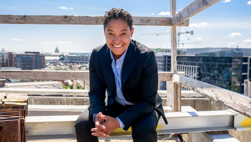 This black female entrepreneur is rebuilding D.C. with foreign dollars —and a dream
