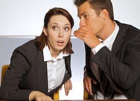 How To Stop Negative Office Gossip