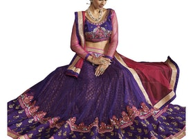 Best Ways To Try Your Embroidered Designer Lehengas