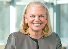 Meet the First Woman CEO of IBM