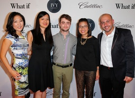 VYCONNECT AWARDS INAUGRAL IVY INNOVATOR FILM AWARD TO MOGUL INC. FOUNDER TIFFANY PHAM AT SPECIAL SCREENING WITH DANIEL RADCLIFFE