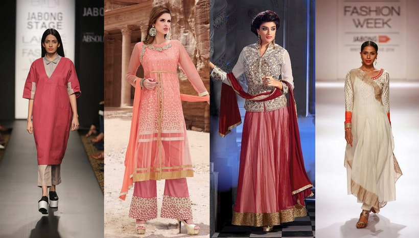 Indian ethnic wear Hot Fashion trends in 2016 - Mogul