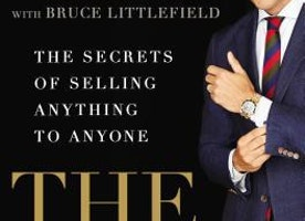 Book Review: The Sell: The Secrets of Selling Anything to Anyone - by Fredrik Eklund