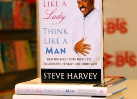 Book Review: Act Like a Lady, Think Like a Man -Steve Harvey