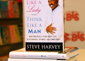 Book Review: Act Like a Lady, Think Like a Man -Steve Harvey
